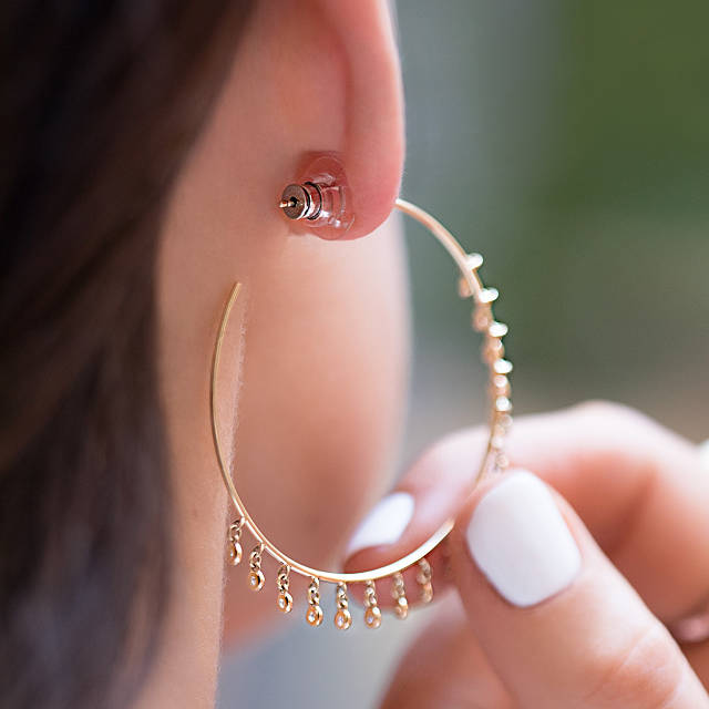 The Most Secure Earring Back Jewelry Accessories
