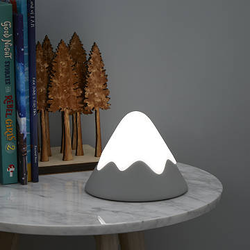 Mountain Night Light