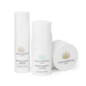 Full Spectrum Hemp Beauty Starter Set