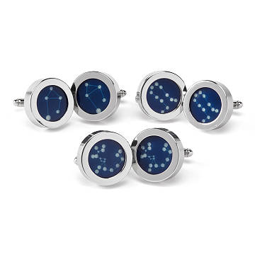 Illuminated Constellation Cufflinks