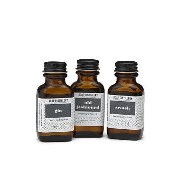 Distillery Beard And Hair Oils