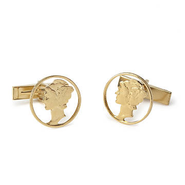 Lady Liberty Cufflinks