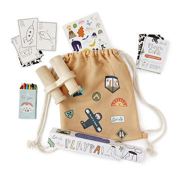 Little Explorers Activity Set