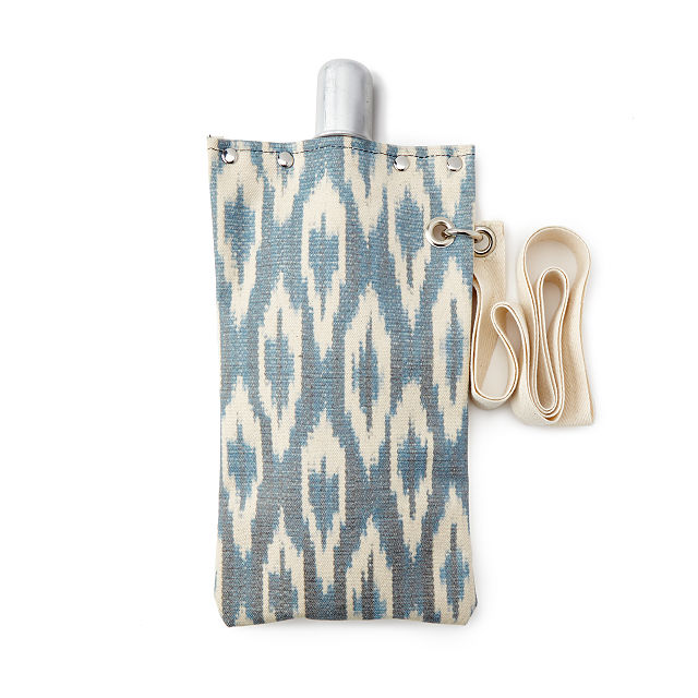 Ikat Canvas Wine Canteen