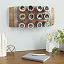 Wine Barrel Magnetic Spice Rack 2 thumbnail