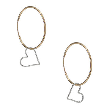 Endless Loops Of Love Earrings