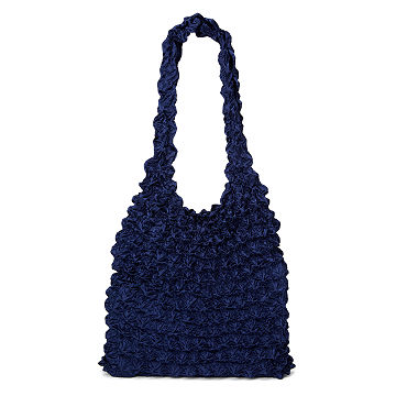 Shibori Expandable Bag