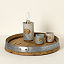 Personalized Wine Barrel Lazy Susan 1 thumbnail