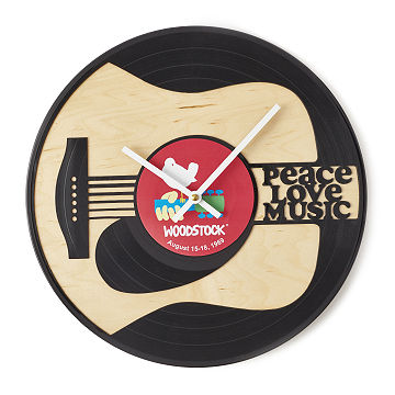 Woodstock Clock