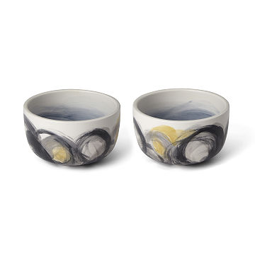 Sun and Sky Mini Serving Bowls - Set of 2