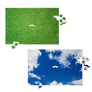 Grass And Sky Puzzle