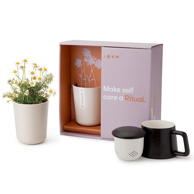 Self-Care Chamomile Tea Gift Set