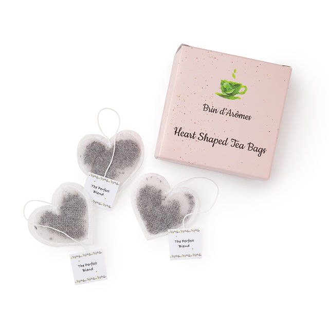 Bar Beautiful Handmade Heart Shaped Sweet Tag for your Candy Cart