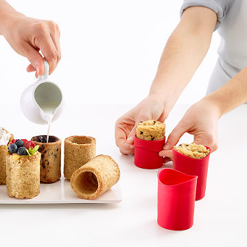 Milk & Cookies Shot Glass Making Kit