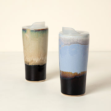 Handmade Travel Tumblers