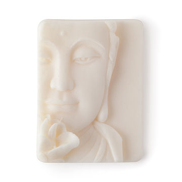 Buddha With Lotus Flower Soap