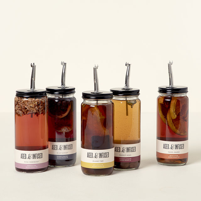 Infuse &Amp; Pour Alcohol Kit by Uncommon Goods