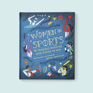 Women in Sports Book