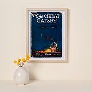 First Edition Book Cover Art