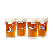 Only Craft Beer Dog Pints