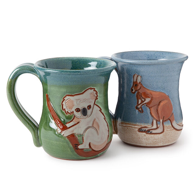 Protect the Australian Animals Mugs