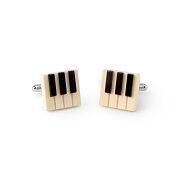 Piano Key Cufflinks