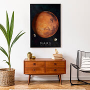 Augmented Reality Space Posters