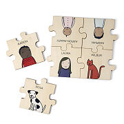Personalized Family Coasters