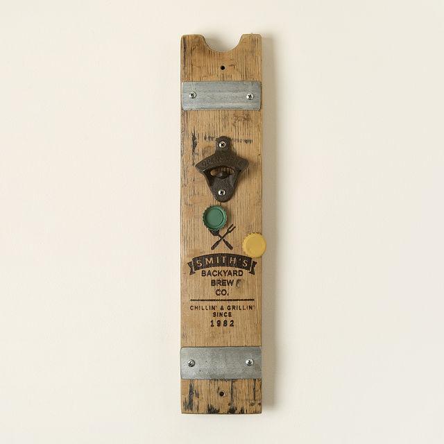 custom beer Smithwicks upcycled bottle opener handmade craft beer