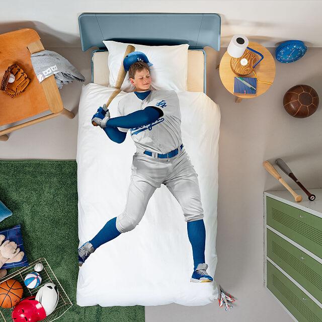 Baseball Pillowcase \u2022 Boys Personalized Bat Ball Glove Pillowcase \u2022 Baseball Bedding \u2022 Baseball Decor \u2022 Baseball Birthday Gift \u2022 Team Gift