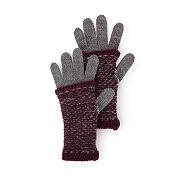 Stitch Layered Gloves