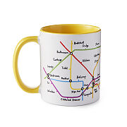 Commuting From Home Mug