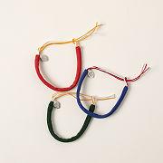 NFL Game Used Uniform Friendship Bracelet