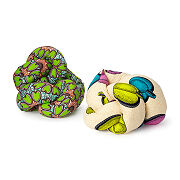 Ankara Knot Cushion