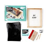 DIY Screen Printing Kit