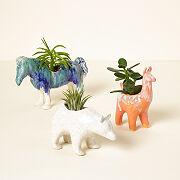 Ceramic Animal Planter