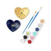 Ceramic Jewelry Dish Paint Kit