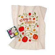 Farmers Market Dish Towel Set