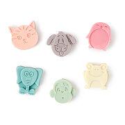 Little Animal Soaps - Set Of 6