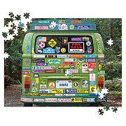 Find Me Personalized Bumper Sticker Puzzle