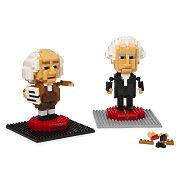 Founding Fathers Mini Building Block Kits