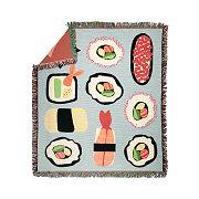 Sushi Lover Throw Blanket