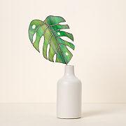Monstera Leaf Plant Pick