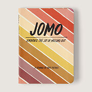 JOMO Journal: Embrace The Joy Of Missing Out