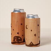 Sip Under The Stars Wood Beer Chiller