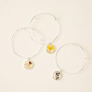 Birth Flower Bracelet