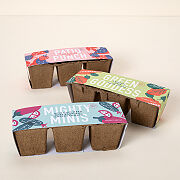 Seed Starter Trio Kits