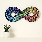 Dancing Infinity Mosaic