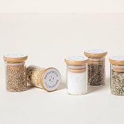 Seasonally Inspired Sea Salt Blends