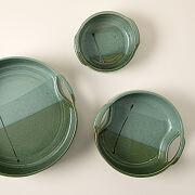 Nesting Stoneware Baking Set